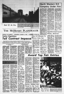 McHenry Plaindealer (McHenry, IL), 6 Aug 1980