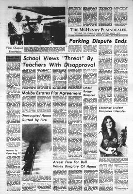 McHenry Plaindealer (McHenry, IL), 20 Aug 1980