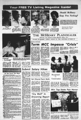 McHenry Plaindealer (McHenry, IL), 22 Aug 1980
