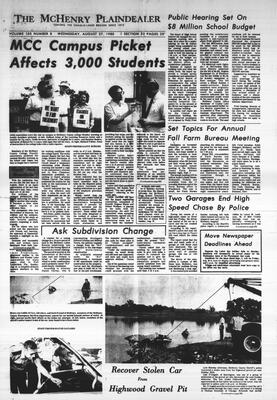 McHenry Plaindealer (McHenry, IL), 27 Aug 1980