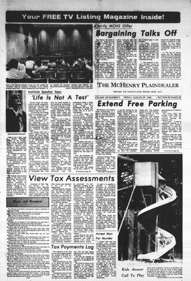McHenry Plaindealer (McHenry, IL), 29 Aug 1980