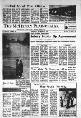 McHenry Plaindealer (McHenry, IL), 3 Sep 1980