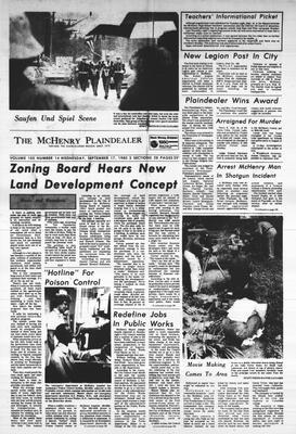 McHenry Plaindealer (McHenry, IL), 17 Sep 1980