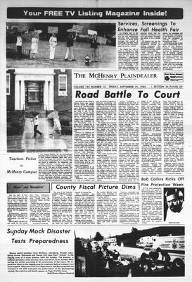 McHenry Plaindealer (McHenry, IL), 19 Sep 1980