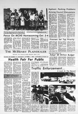 McHenry Plaindealer (McHenry, IL), 1 Oct 1980
