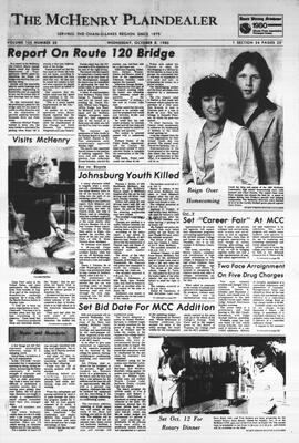 McHenry Plaindealer (McHenry, IL), 8 Oct 1980