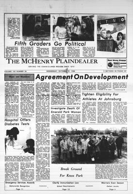 McHenry Plaindealer (McHenry, IL), 29 Oct 1980