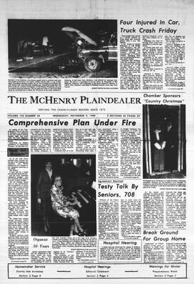 McHenry Plaindealer (McHenry, IL), 5 Nov 1980