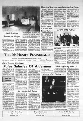 McHenry Plaindealer (McHenry, IL), 3 Dec 1980