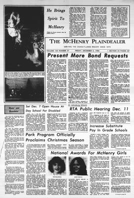 McHenry Plaindealer (McHenry, IL), 5 Dec 1980