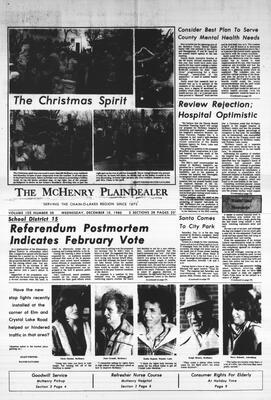 McHenry Plaindealer (McHenry, IL), 10 Dec 1980