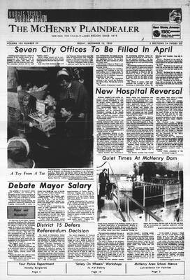 McHenry Plaindealer (McHenry, IL), 12 Dec 1980