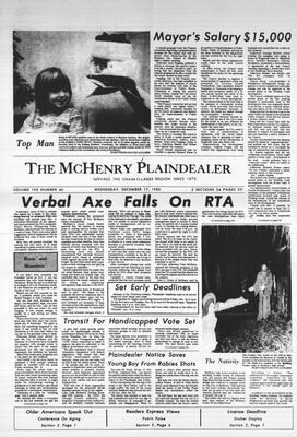 McHenry Plaindealer (McHenry, IL), 17 Dec 1980