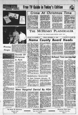 McHenry Plaindealer (McHenry, IL), 19 Dec 1980