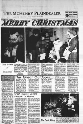 McHenry Plaindealer (McHenry, IL), 23 Dec 1980