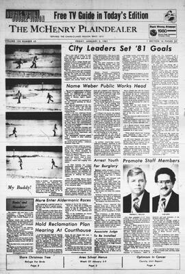 McHenry Plaindealer (McHenry, IL), 2 Jan 1981