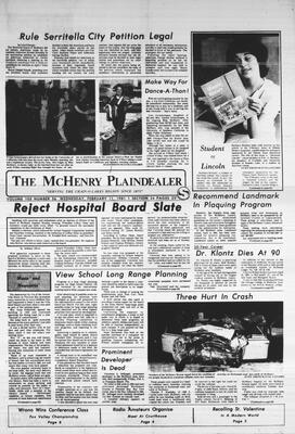 McHenry Plaindealer (McHenry, IL), 11 Feb 1981