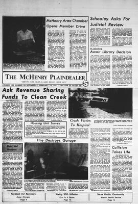 McHenry Plaindealer (McHenry, IL), 18 Feb 1981