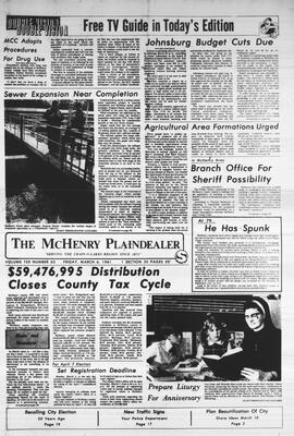 McHenry Plaindealer (McHenry, IL), 6 Mar 1981