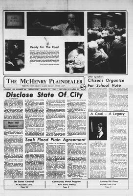 McHenry Plaindealer (McHenry, IL), 11 Mar 1981