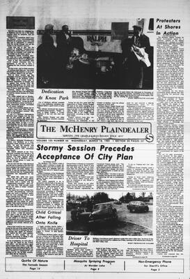 McHenry Plaindealer (McHenry, IL), 18 Mar 1981