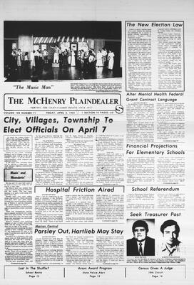 McHenry Plaindealer (McHenry, IL), 3 Apr 1981