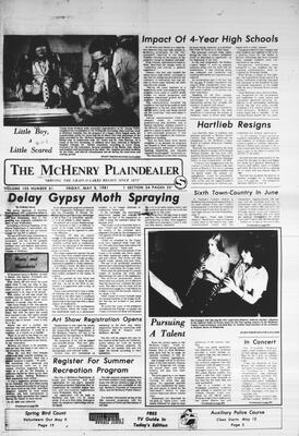 McHenry Plaindealer (McHenry, IL), 8 May 1981