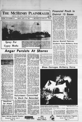 McHenry Plaindealer (McHenry, IL), 15 May 1981