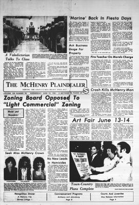 McHenry Plaindealer (McHenry, IL), 10 Jun 1981