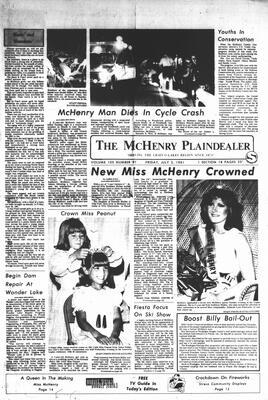 McHenry Plaindealer (McHenry, IL), 3 Jul 1981