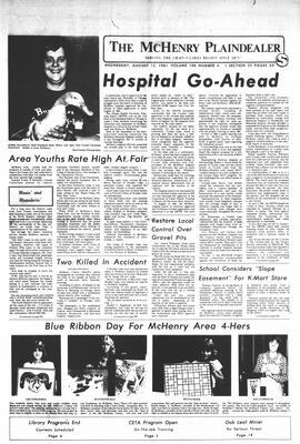 McHenry Plaindealer (McHenry, IL), 12 Aug 1981