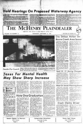 McHenry Plaindealer (McHenry, IL), 16 Sep 1981
