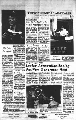 McHenry Plaindealer (McHenry, IL), 28 May 1982