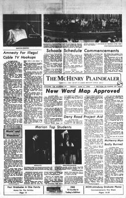 McHenry Plaindealer (McHenry, IL), 4 Jun 1982
