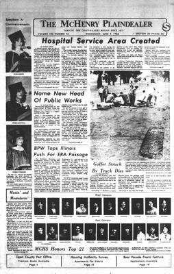 McHenry Plaindealer (McHenry, IL), 9 Jun 1982