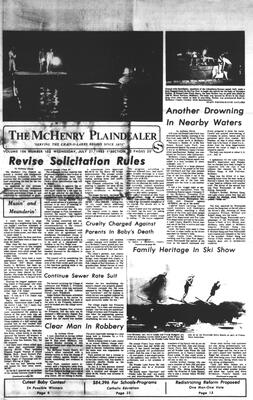McHenry Plaindealer (McHenry, IL), 21 Jul 1982