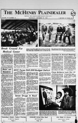McHenry Plaindealer (McHenry, IL), 29 Sep 1982