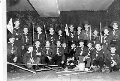 Les scouts / The scouts