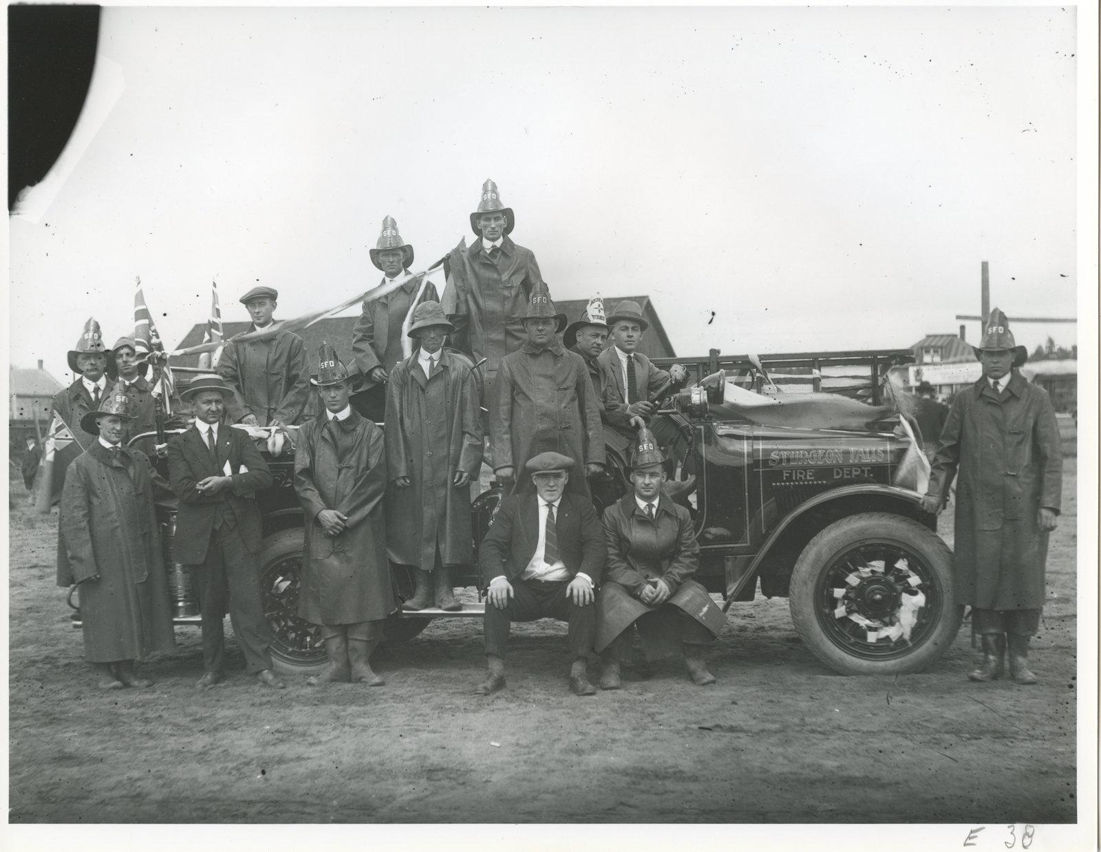 Pompier / Fire men