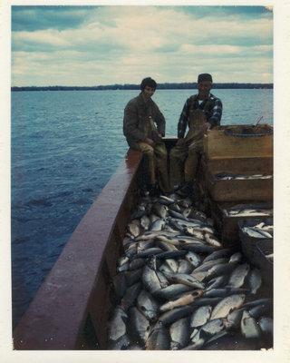 La pêche a été bonne / Good Catch