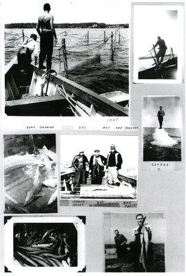 La pêche aux esturgeons / Sturgeon Fishing