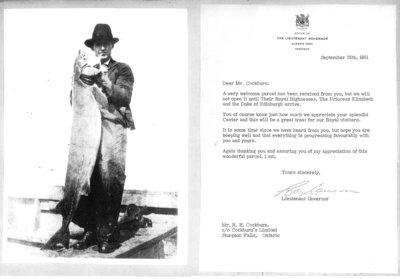 Lettre du lieutenant-gouverneur de l'Ontario / Letter from the Lieutenant Governor of Ontario
