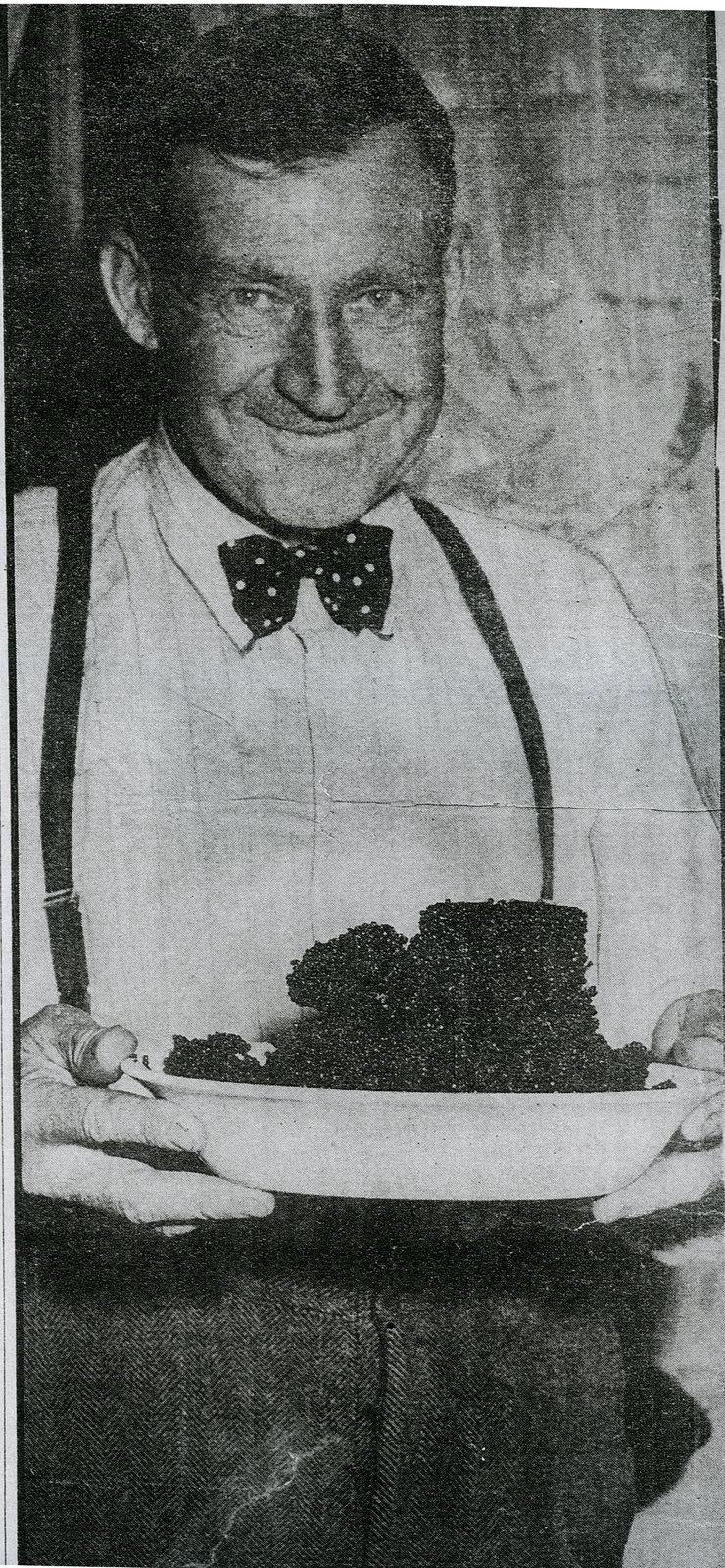 Roy Cockburn, le roi du caviar / Roy Cockburn, the Caviar King