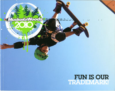 Muskoka Woods 2010 Program Guide