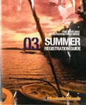 Muskoka Woods Registration Guide 2003