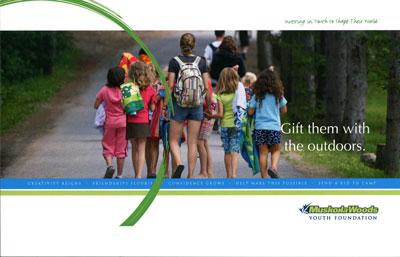 Muskoka Woods Youth Foundation Flyer