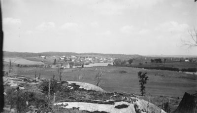 Magnetawan from a Distance, 1938