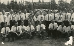 Members of the Loyal Orange Lodge No. 502, Magnetawan, circa 1960