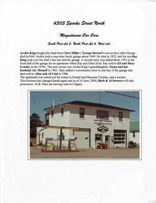 Magnetawan Car Care, 4303 Sparks Street North