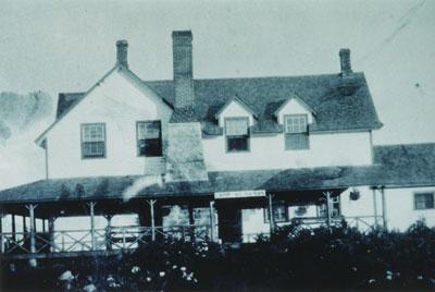 Early Days of Camp We-na-nak, circa 1920